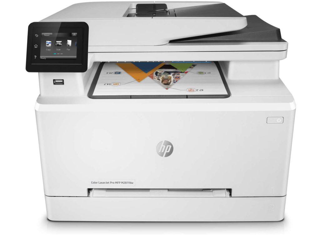 imprimante marque HP