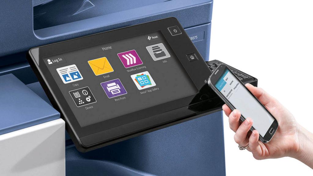imprimante-de-la-marque-Xerox