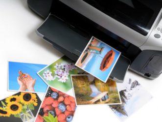 papier photo impression