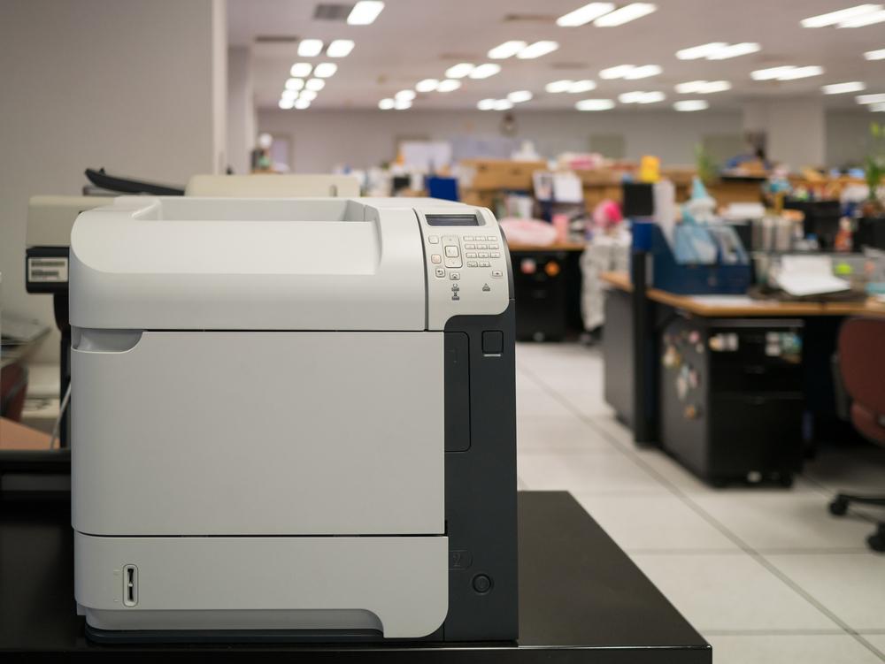 imprimante laser pour tpe