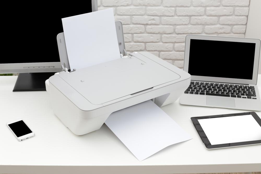 utilisation imprimante laser
