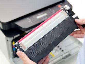 entretenir toner imprimante laser