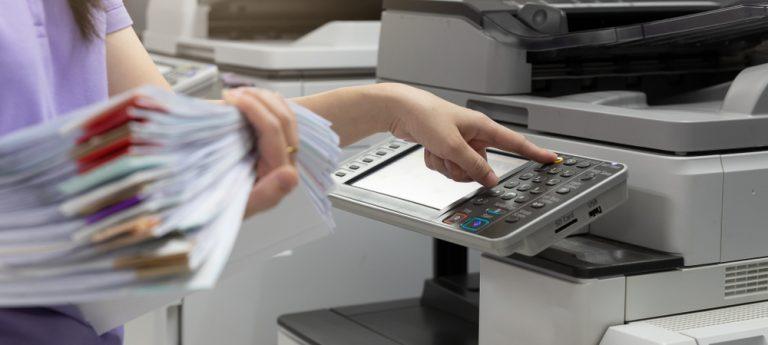 imprimantes lasers couleurs multifonctions