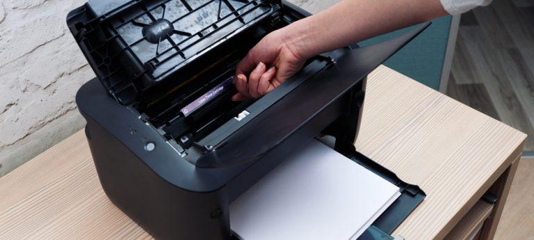 jet encre ou imprimante laser